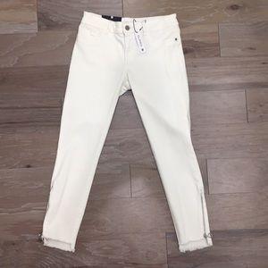 NWT DL1961 Florence Crop Jean
